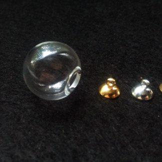 Стеклянная сфера диаметром 20мм