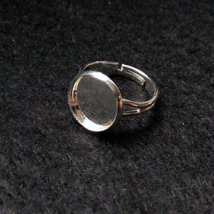 Основа для кольца с площадкой 12мм