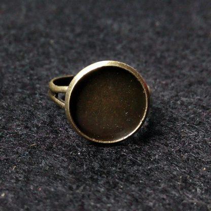 Основа для кольца 12мм с площадкой