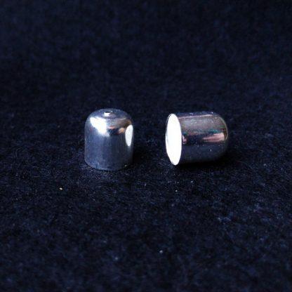 Концевик для жгута из бисера 11 мм