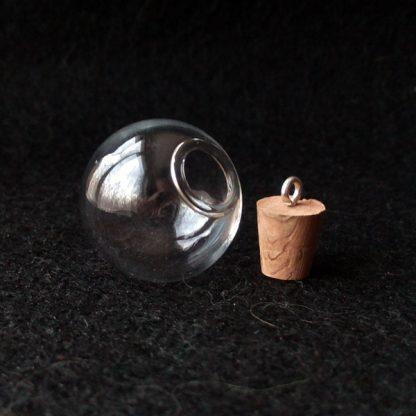 Стеклянная сфера 25 мм